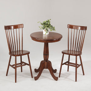 Round Pedestal Table - Dining