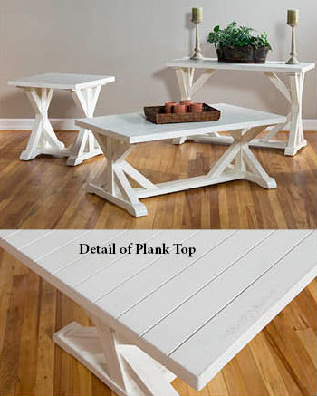 Topsail Plank Table