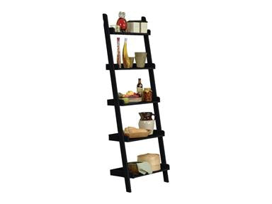 Black Accessory Ladder