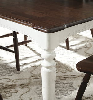 Grove Park leg table collections
