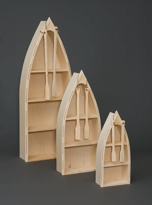 Boat Bookcases - Youth