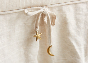 Bed Bench | Moon and Star Motif