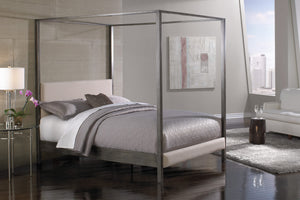 Avalon Canopy Platform Bed