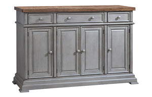 58 in Sideboard 58W x 18D x 40H DB570B