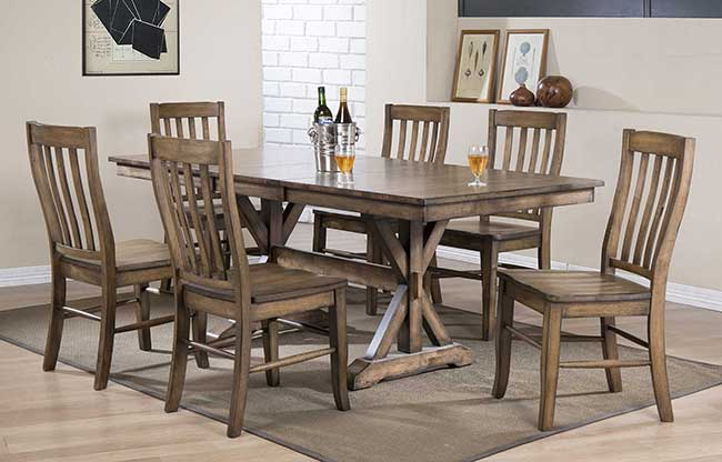 Carmel 7-PC Dining Set