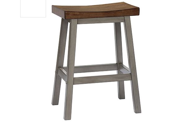 "24"" Saddle Barstools"
