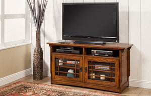 "Colorado 54"" Lattice Media Base"
