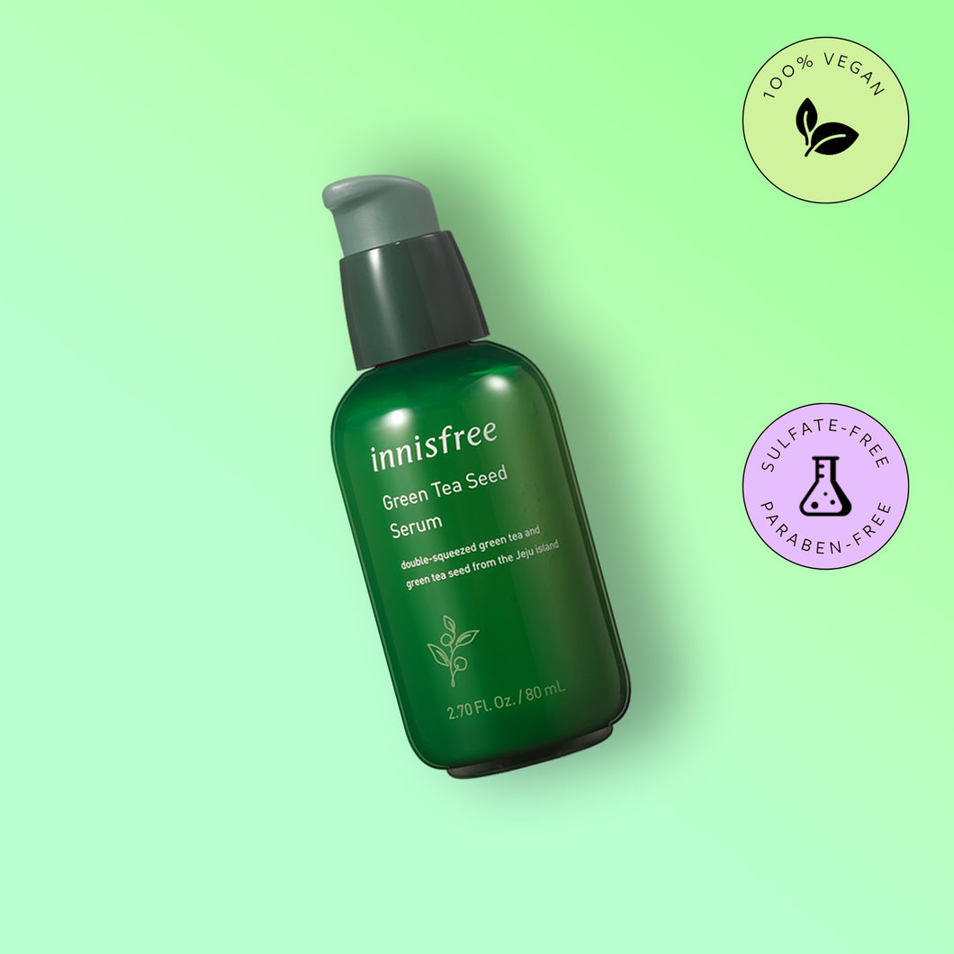 Serum Innisfree Green Tea Seed Serum - Serum Innisfree cu Ceai Verde 80ml