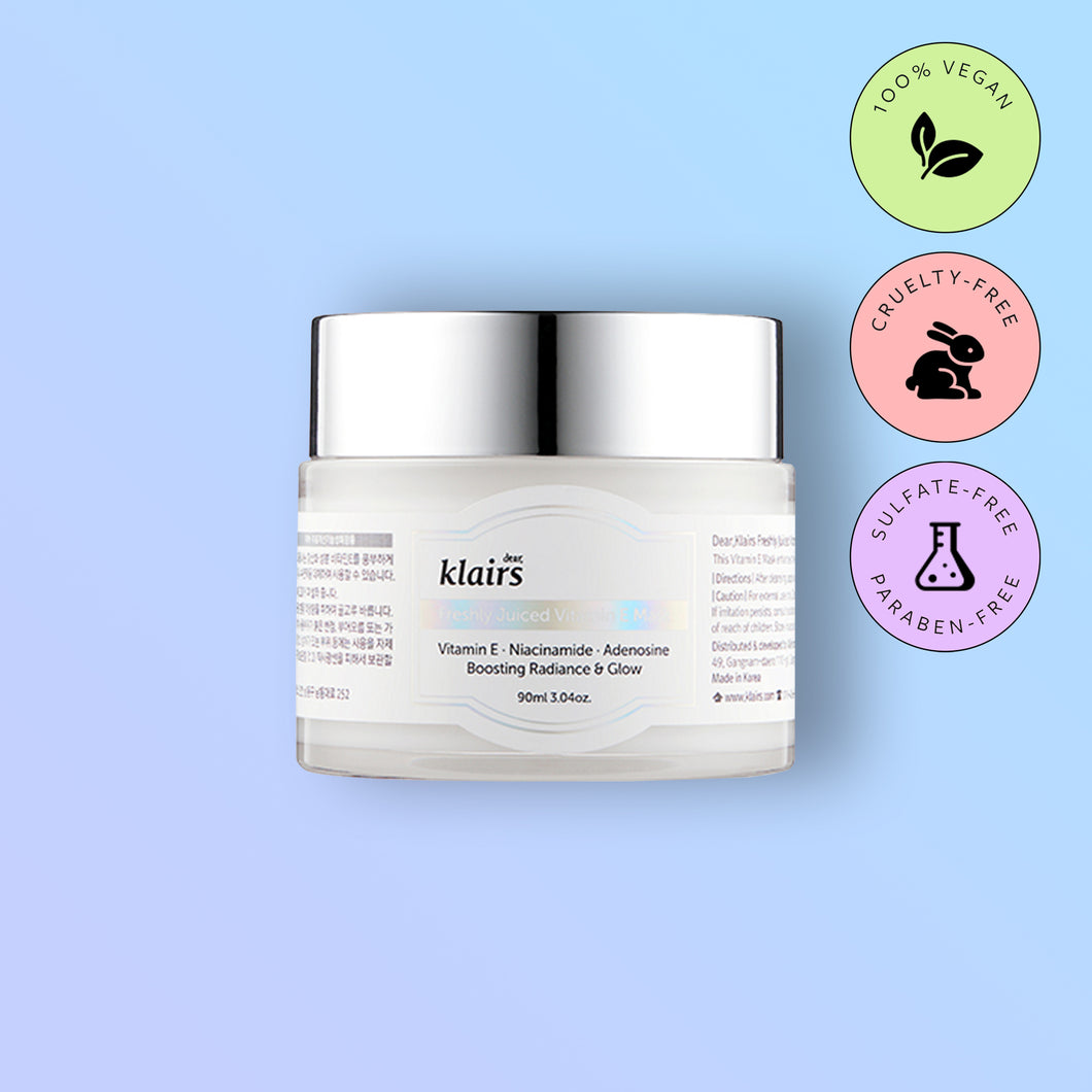Masca Dear,Klairs Freshly Juiced Vitamin E Mask 90ml