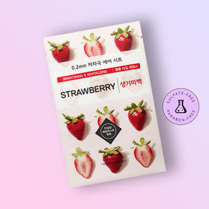 0.2 THERAPY AIR MASK - STRAWBERRY