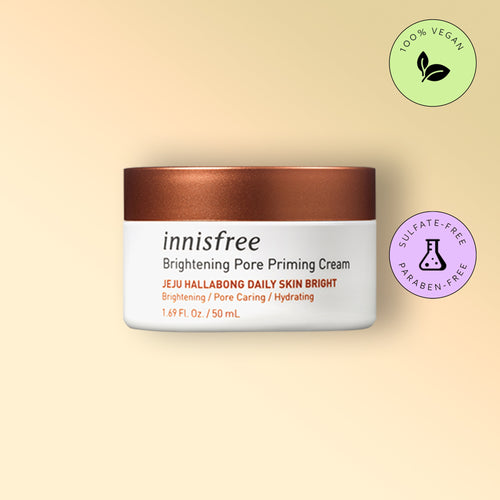 BRIGHTENING PORE PRIMING CREAM