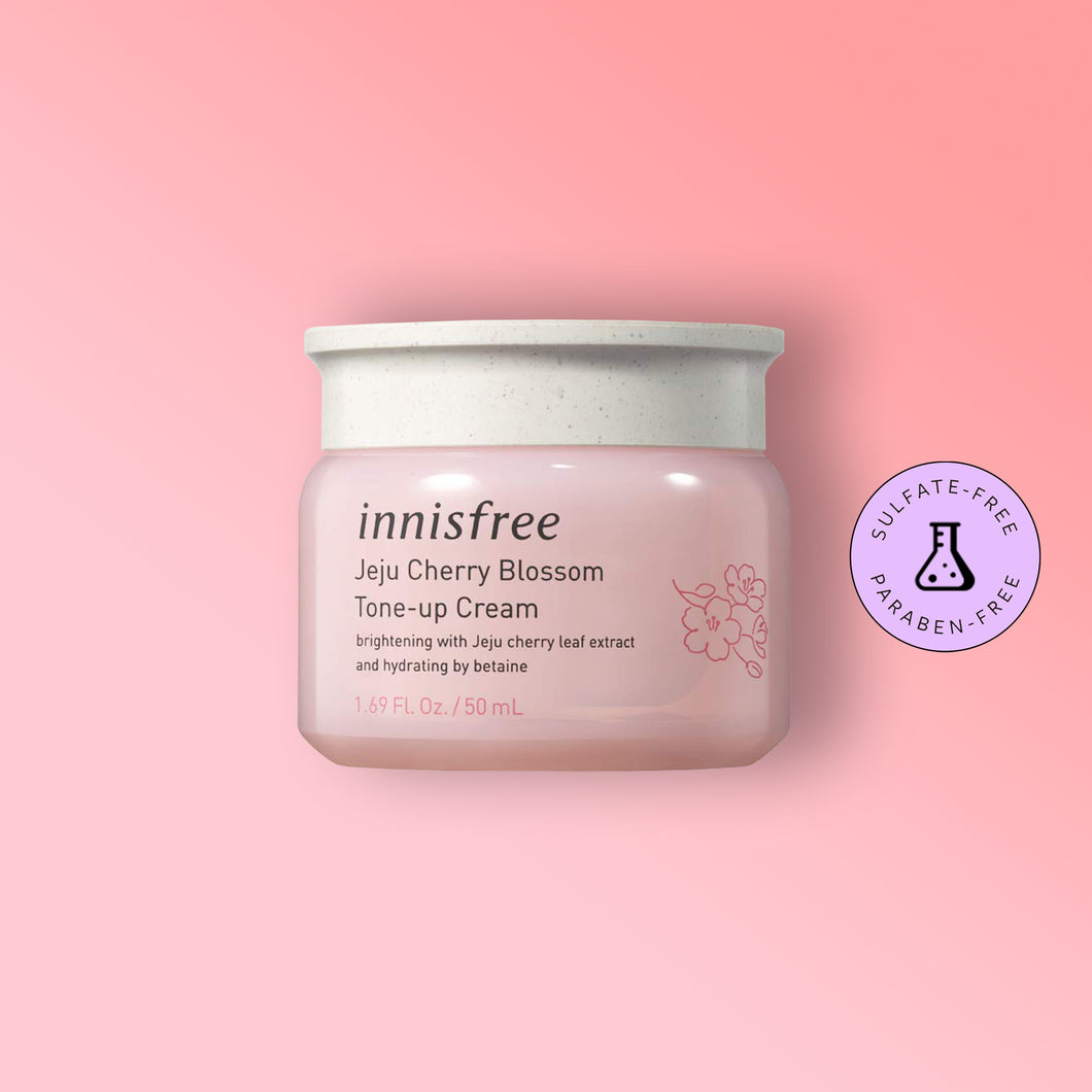 JEJU CHERRY BLOSSOM TONE-UP CREAM