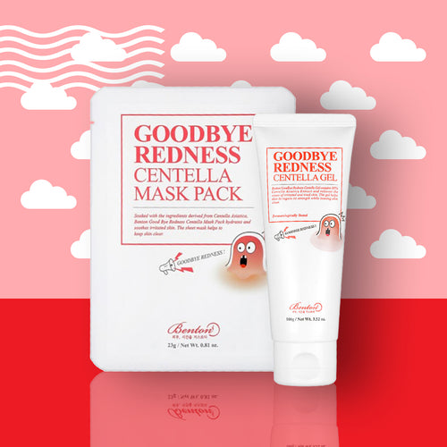 SET GOODBYE REDNESS CENTELLA