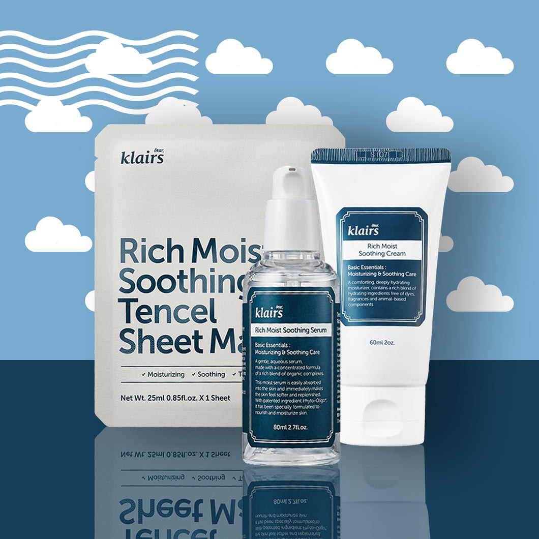 SET RICH MOIST SOOTHING