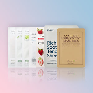 SET 7 ZILE (SHEET MASKS)