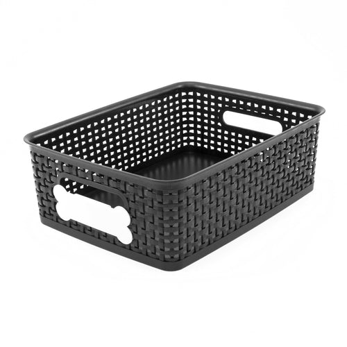 Dogbone Label Storage Bin, Medium