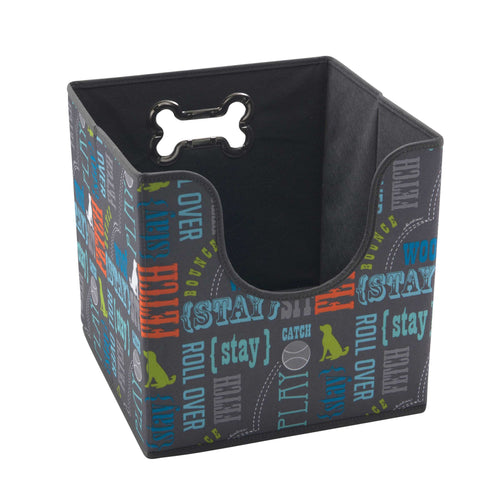 Easy-Access Toy Bin, Wordplay by Macbeth Collection