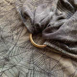Gathered ring sling conversion