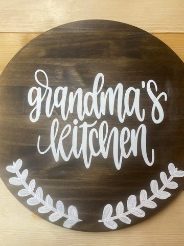Mother's Day Lazy Susan
