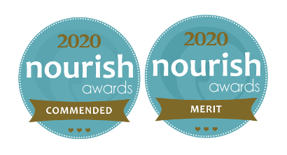2020 Nourish Awards Winner!