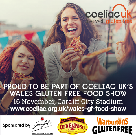 Find us in Cardiff - November 16th
