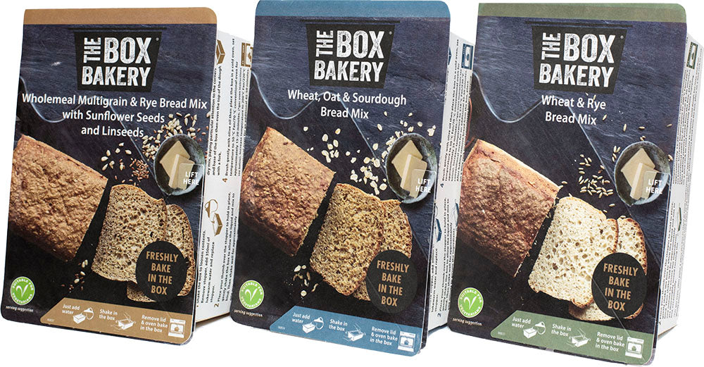 Artisan Bread Mix (5 Products)