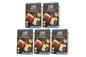 Gluten Free White Bread Mixes (5 products)