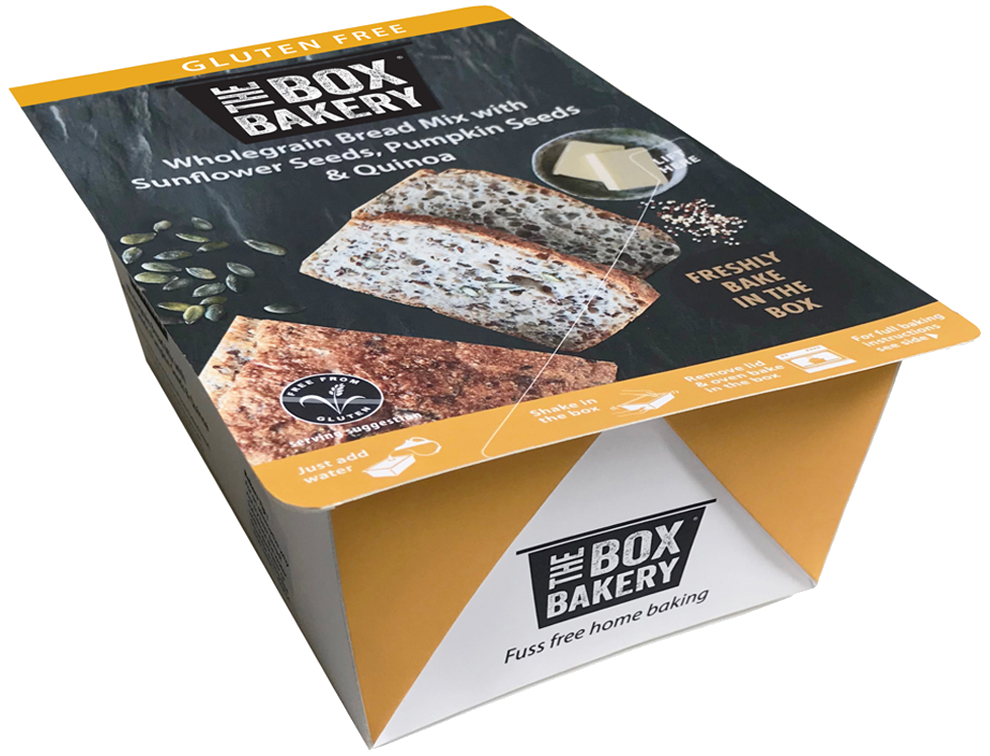 5 Gluten Free Wholegrain Bread Mixes