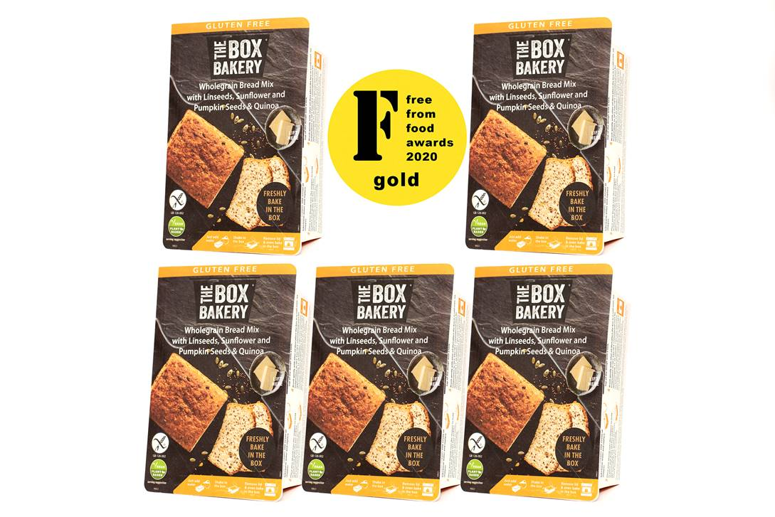 Gluten Free Wholegrain Bread Mixes (5 products)