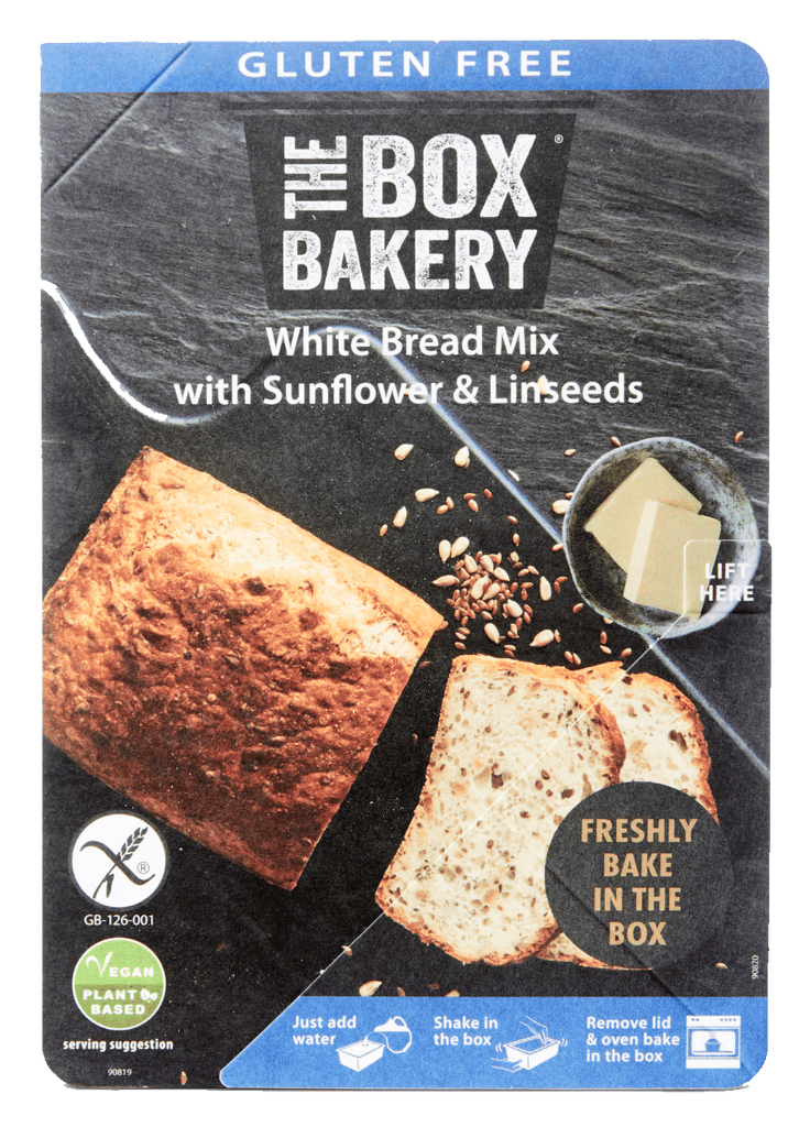 5 Gluten Free White Bread Mixes