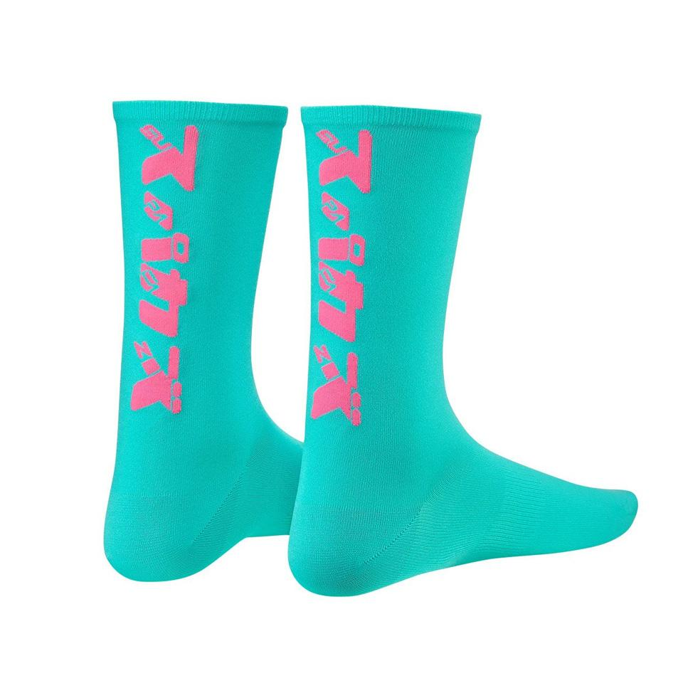 Supacaz Socks Katakana - Multi Colours
