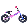 Radius Jr Girls Balance Bike - 12inch Gloss Pink/Navy Blue