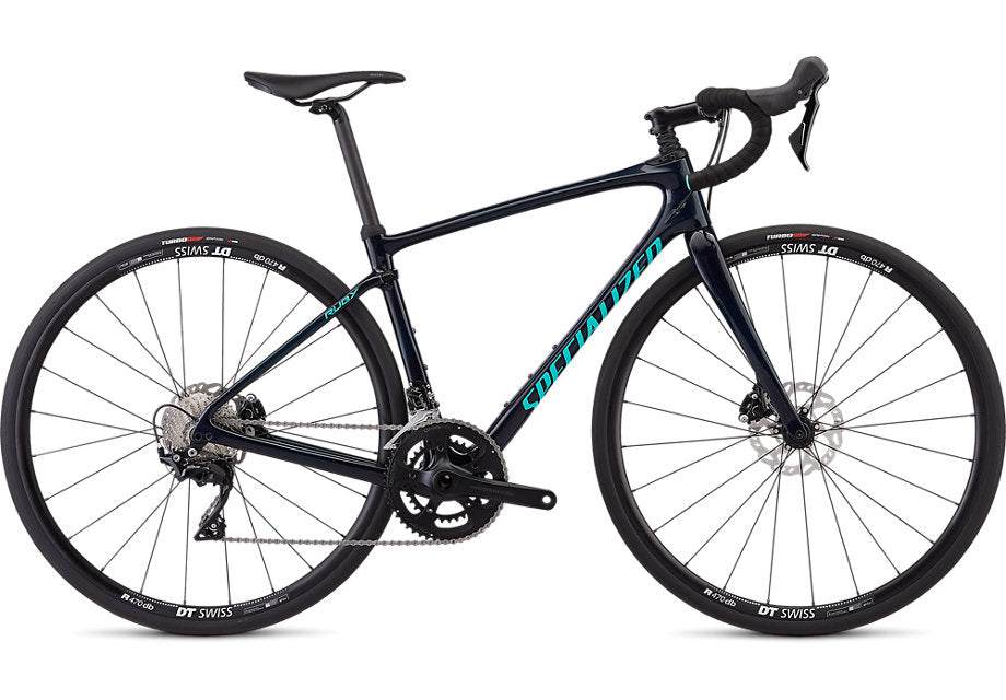 Specialized - Ruby Sport - 2019 - Gloss / Teal Tint / Acid Mint