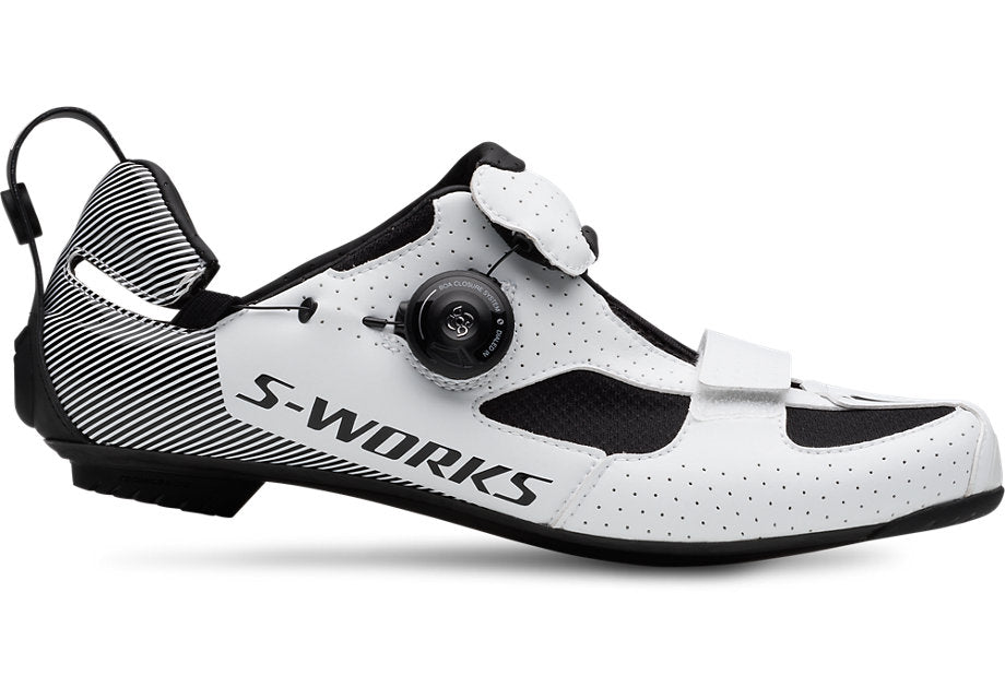 Specialized - S-Work's Trivent Triathlon Shoes - 2020 - White