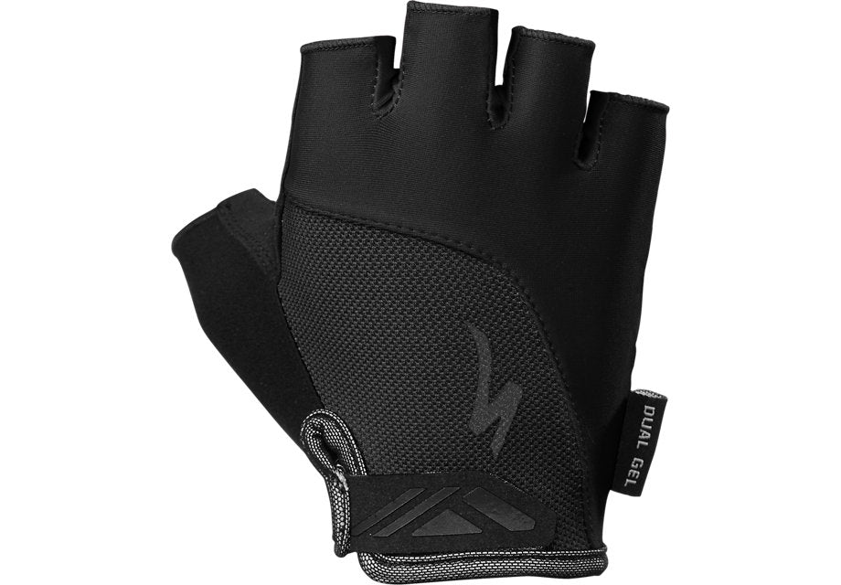 Specialized Women's Body Geometry Dual -Gel Short Finger Gloves-2020