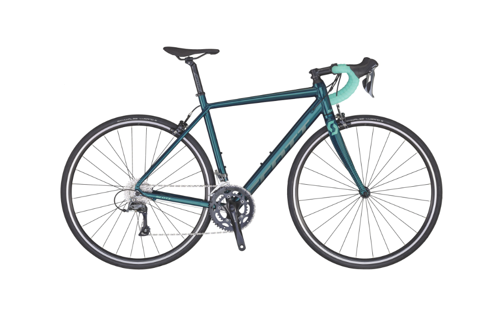 Scott Women's  Contessa Speedster 35 Bike - Green