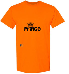 "All Year Round ""Prince"" Canvas T-shirt"