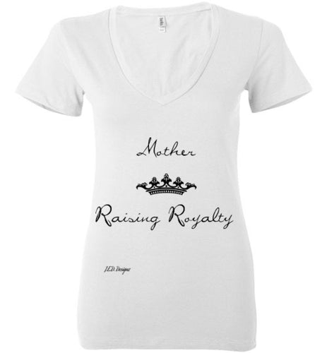 M.R.R Sophisticated  V-Neck Tshirt