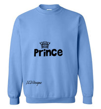 Load image into Gallery viewer, Ready for The Fall or Winter Prince Sweatshirt - J.E.D. Designz