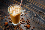 Irish Cream White Chocolate Iced Coffee