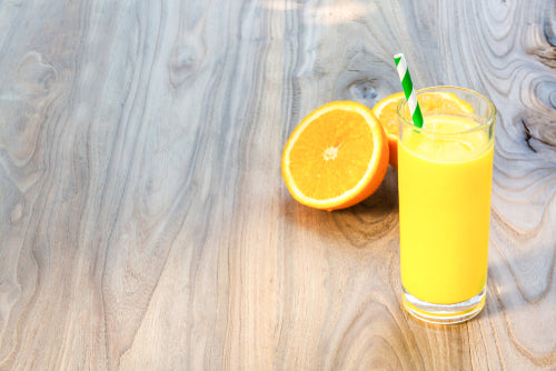Hip Syrups Orange Dreamsicle Frozen Cocktail