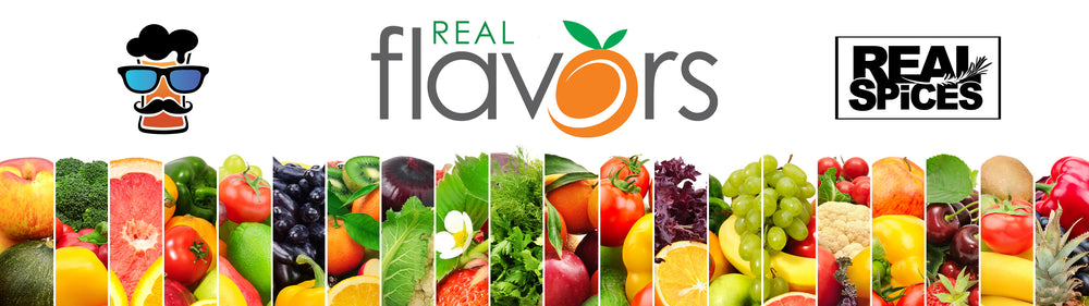 Real Flavors - All Natural Flavors, Syrups, and Spices