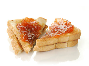 Apple Jam with Toast