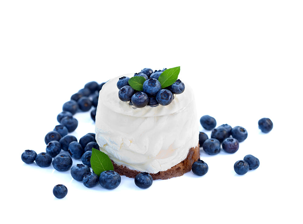 Blueberries & Cream