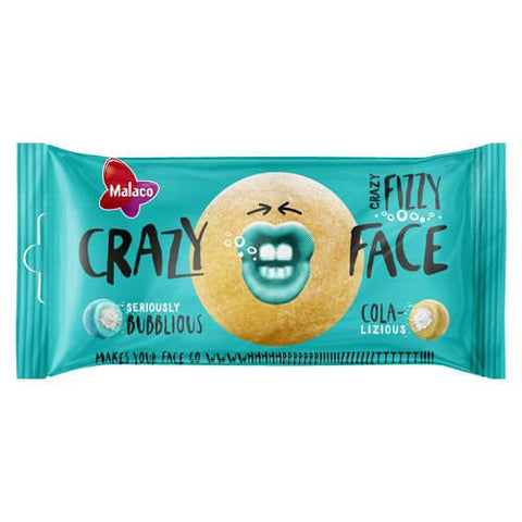 Crazy Face Fizzy Sour - 60 G