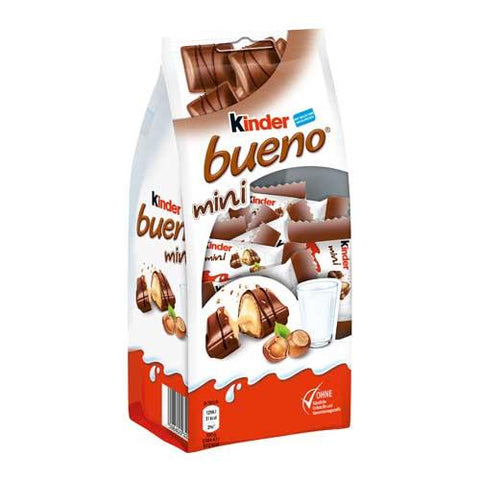 Kinder Bueno Mini Påse - 97G
