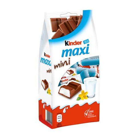 Kinder Maxi Mini - Påse 120G