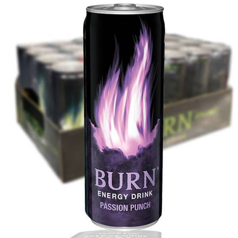 Burn Passion Punch 35,5 Cl X 24 St