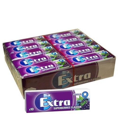 Superberries Extra X10 - 30-Pack