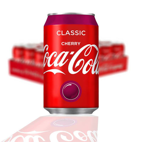 Coca-Cola Cherry 24stk